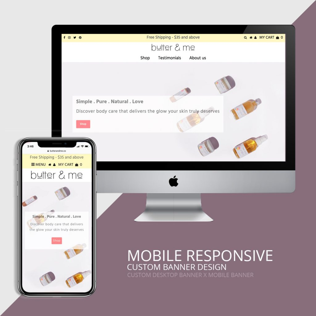 responsive-mobile-banner