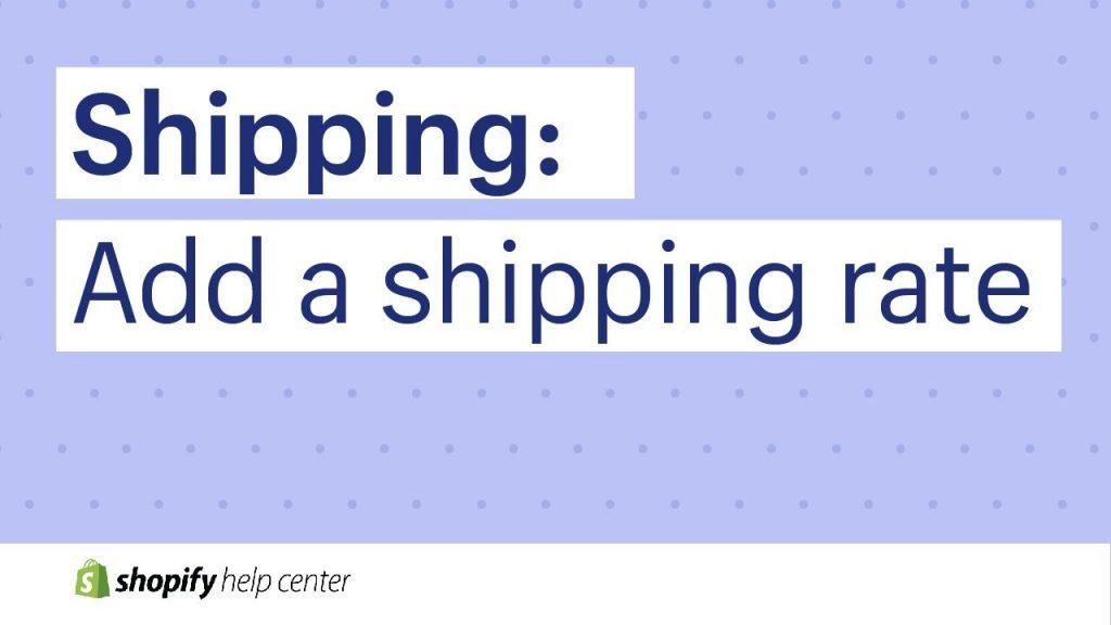 shopifyshipping
