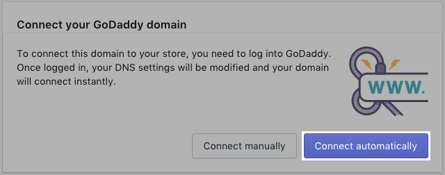 connect-with-godaddy